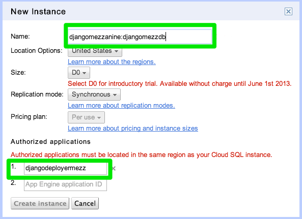create-instance-and-authorize-applications